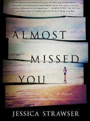 The cover of Jessica Strawser's new novel, which is