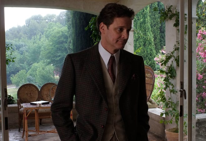 """Colin Firth in a scene from Woody Allen's new film """"Magic in the Moonlight"""""""