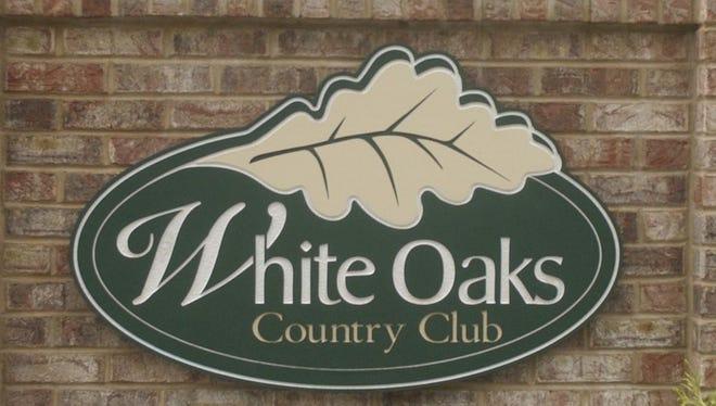 White Oaks Country Club.