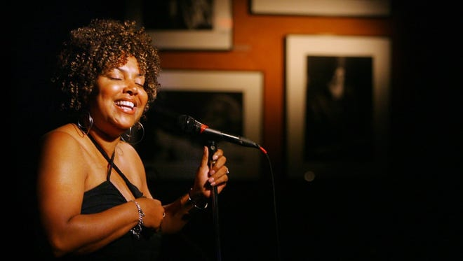 Cynthia Layne, 1963-2015, is seen during a Jazz Kitchen performance in 2007.