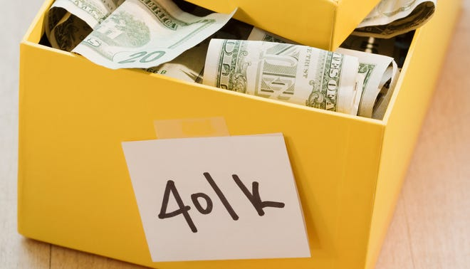 Three simple rules for 401(k) investing success.