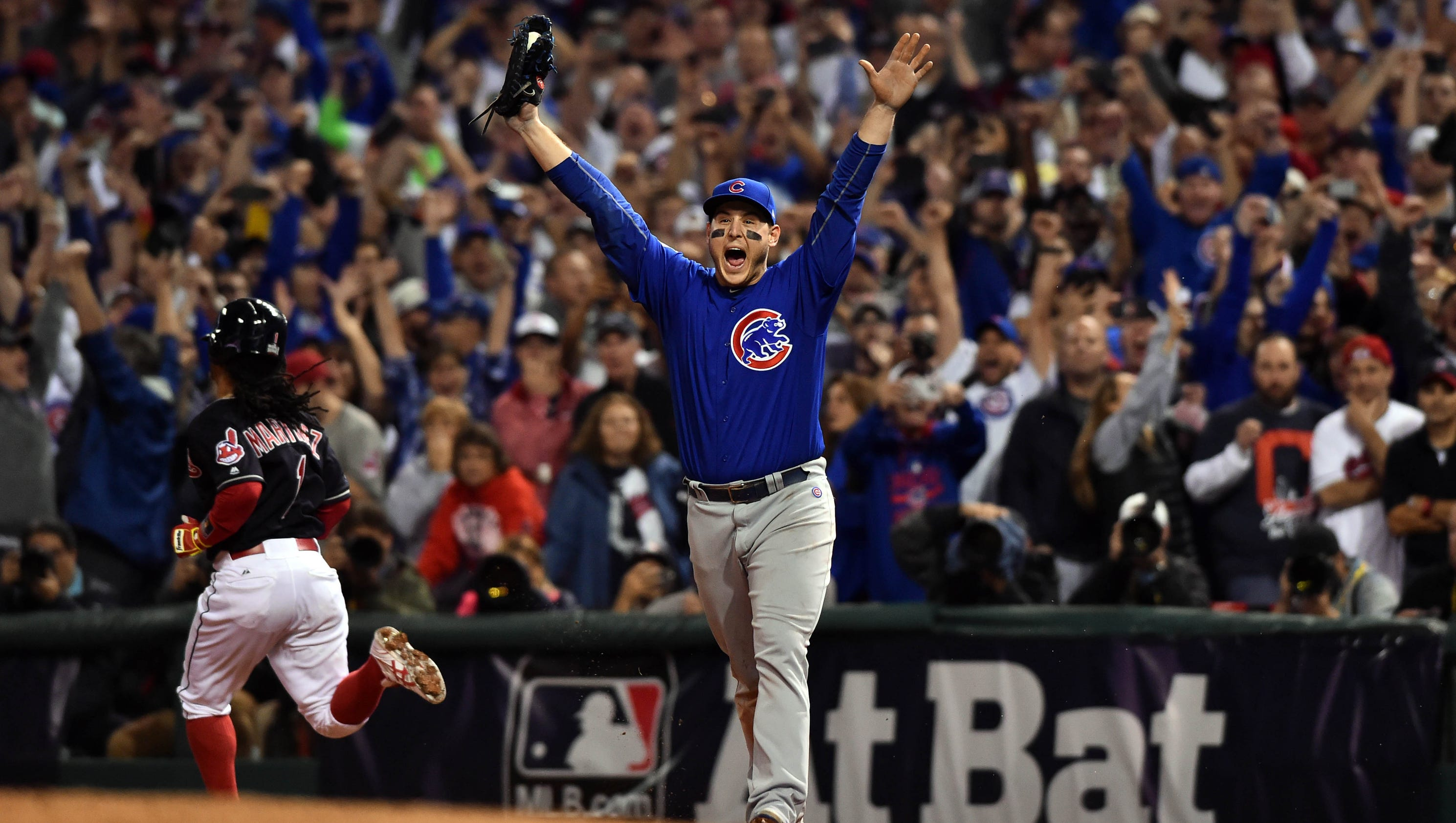 How The Cubs Erased A 3 1 Deficit To Win The World Series