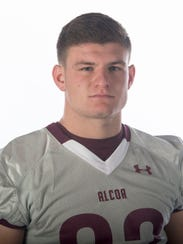 Jack Warwick of Alcoa High School for PrepXtra on Monday,