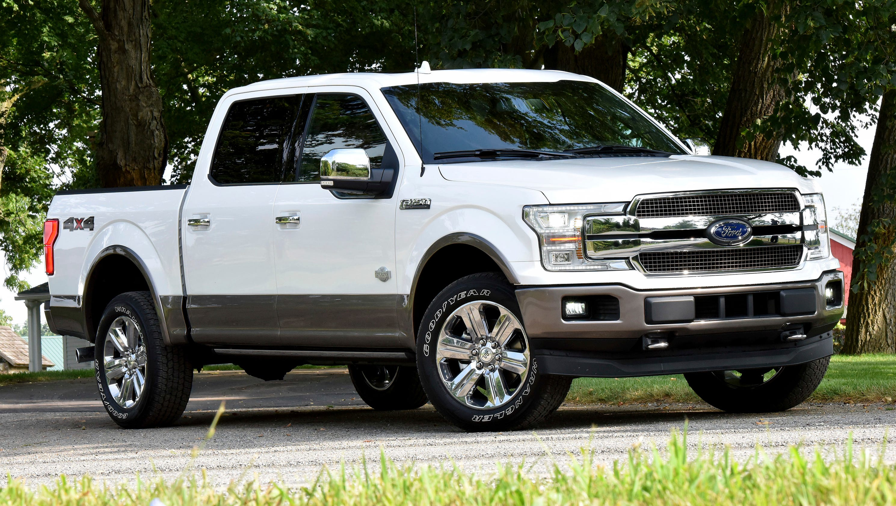 Ford F-150 and Chevrolet Silverado 1500 sized up in Edmunds comparison