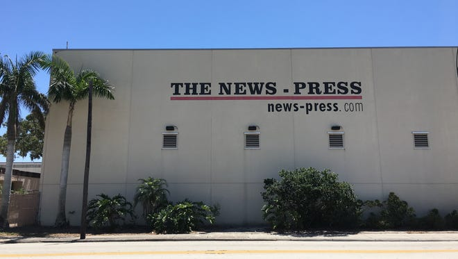 The News-Press continues to operate at 2442 Dr. Martin Luther King Jr. Blvd. in Fort Myers.