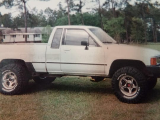 We asked folks to share their first car with us. Bill Gentry of Sulphur had a 1986 Toyota 4x4. Send a picture and info to lguidry@theadvertiser.com to see it in this gallery or Times of Acadiana.