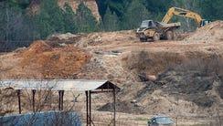 A toxic landfill in Camden, Tenn., was abandoned last