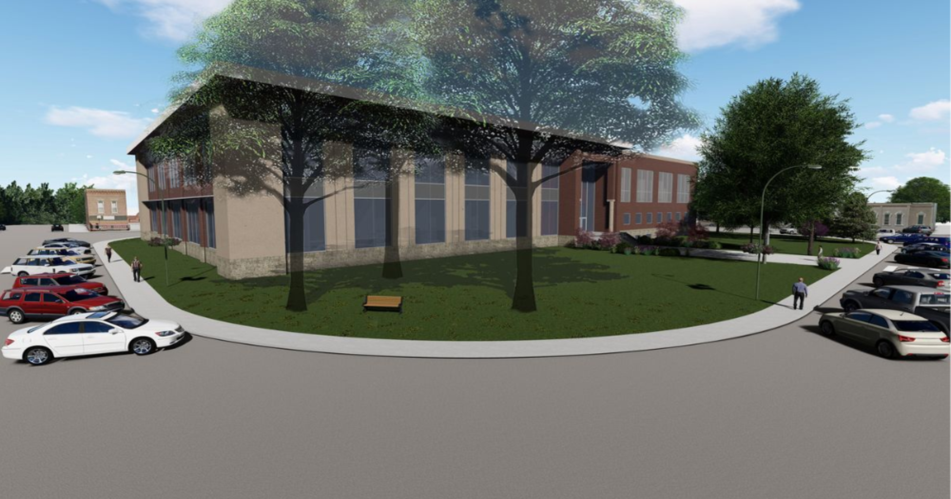 Warren County voters approve plans for new courthouse, jail