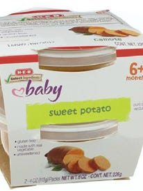 H-E-B issued a precautionary recall of its line of baby food.