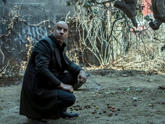 "Vin Diesel stars in ""The Last Witch Hunter."""