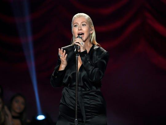 "Christina Aguilera's latest album, ""Liberation"", is"