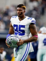 Dallas Cowboys defensive tackle David Irving (95)