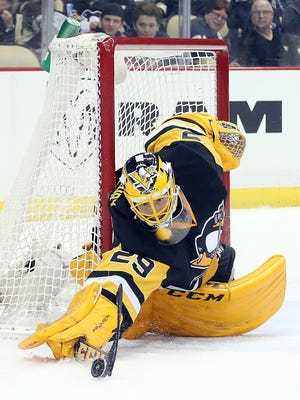 Penguins goalie Marc-Andre Fleury could be exposed in an expansion draft as the NHL looks to give new teams more talent to choose from.
