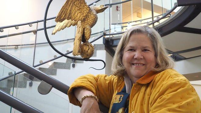 Portsmouth City Councilor Paige Trace.