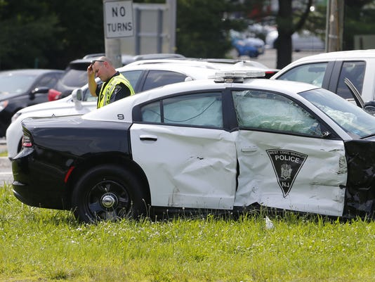 Police Accident 0608