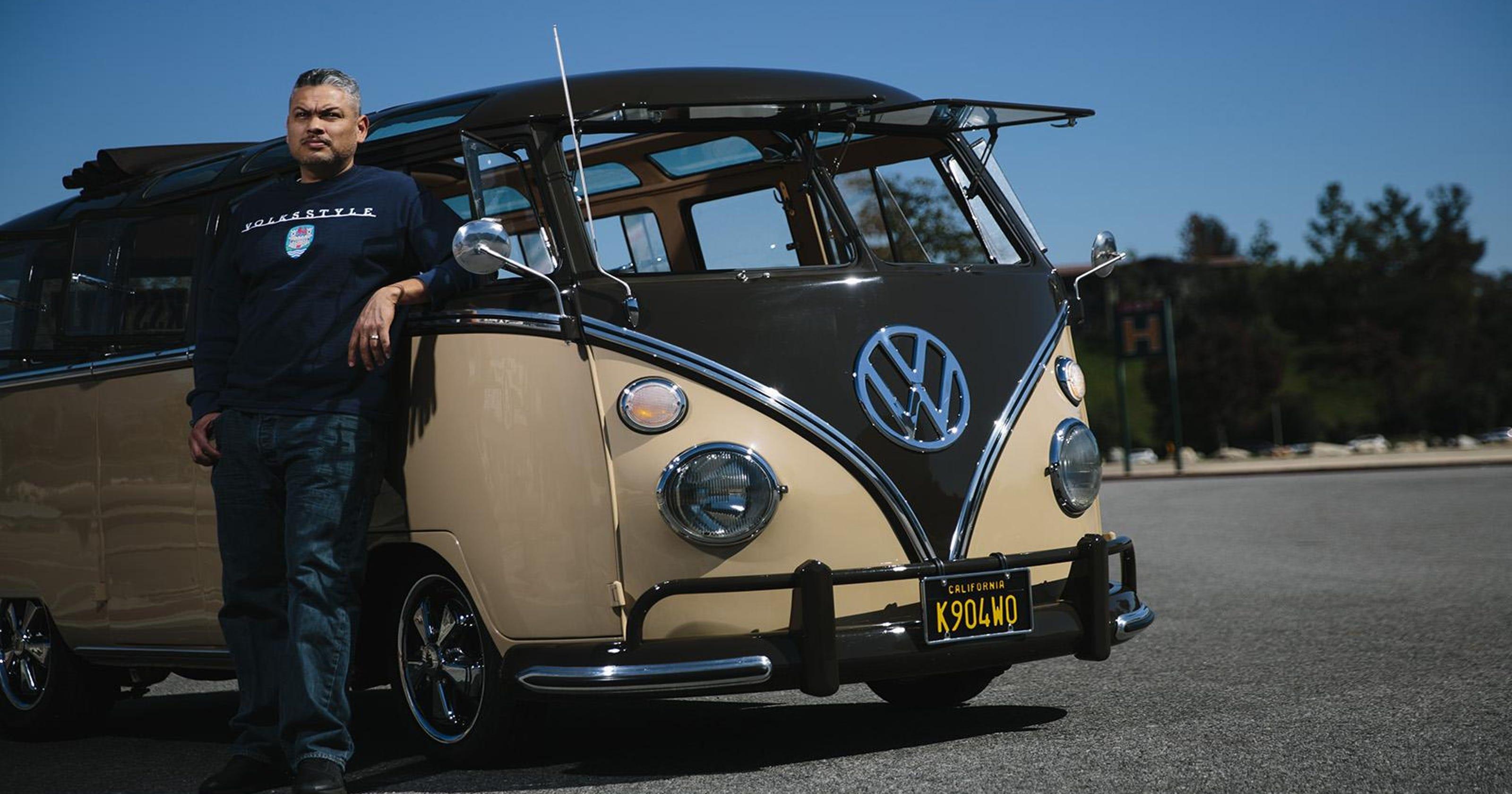 The Volkswagen Bus: long, strange trip from hippie van to collectible