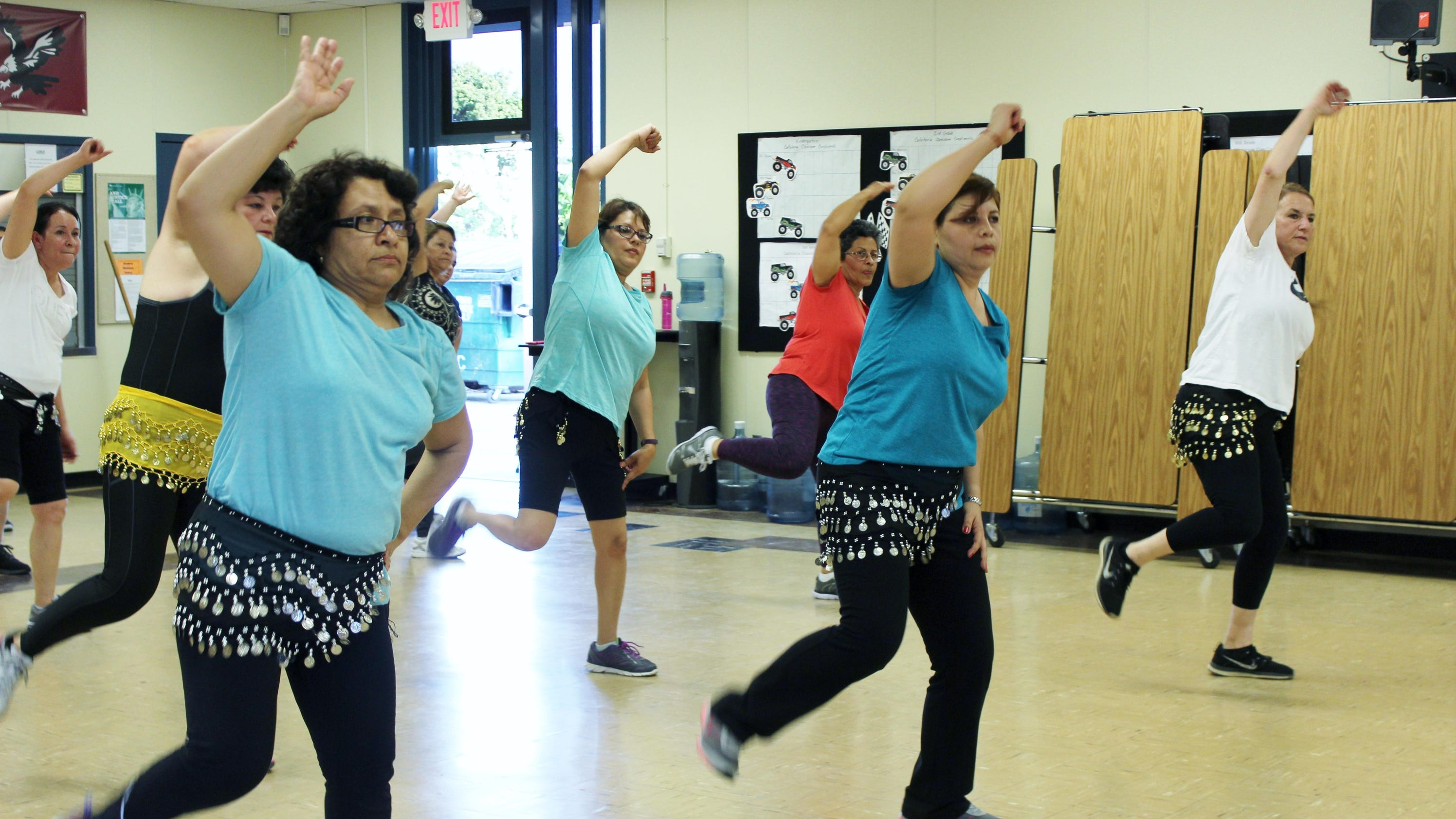 how to gain confidence in dance