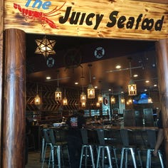 The Juicy Seafood restaurant now open, sort of