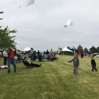 Flying high: Kites take to the skies during Lyon Township festival