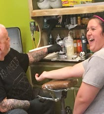 Coshocton county news for Tattoo shops in zanesville ohio
