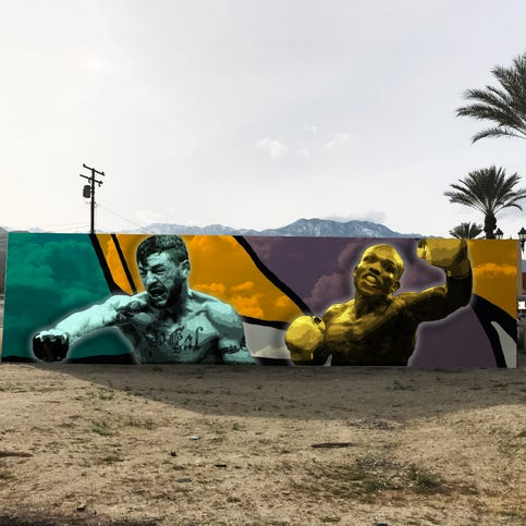 A '#LegacyWall' is coming to Highway 111 to honor Cub Swanson and Tim Bradley