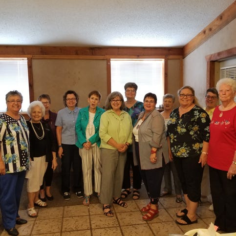 Newtimers Club becomes Angelo Women's Social Club