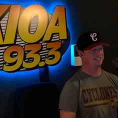 'One of the greatest career highlights': Meet the new voice of mornings on Des Moines station KIOA