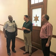 Kinder Morgan invests $12K in safety equipment for Madison Sheriff's Office