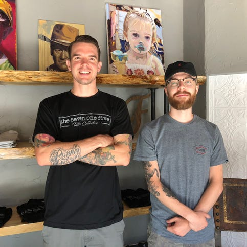 Seven One Five Tattoo Collective brings ink to downtown Wausau