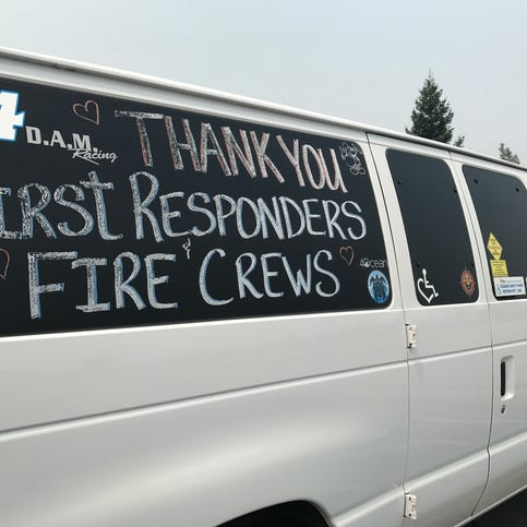 UPDATE: 19 ways people are helping Redding get up after the Carr Fire