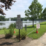 Lincoln Park Community Lake opens back up for swimming, fishing, boating