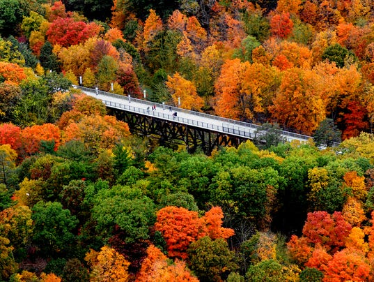 Things To Do In Westchester Today >> Leaf peeping 2016: Where to see the fall leaves