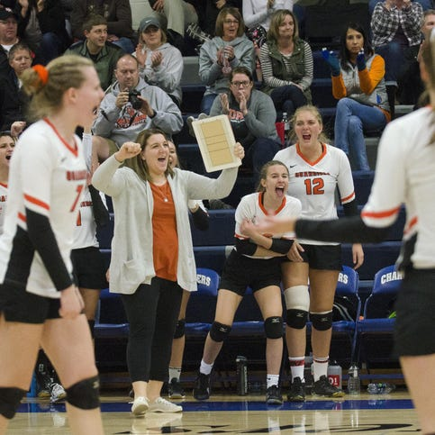 Volleyball now 10-2 and on five-game win streak