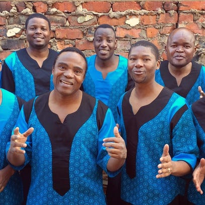 South Africa's 'cultural ambassadors' to visit the Fox