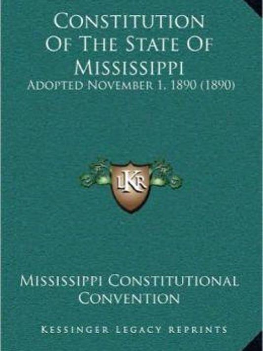 Mississippi Constitution
