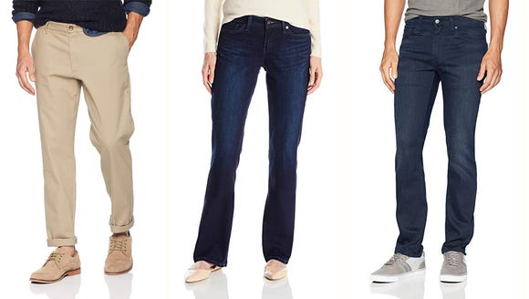 Save up to 50% on high-quality clothes that will last.