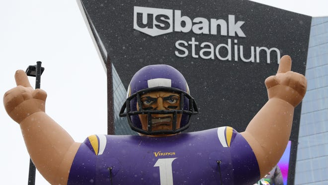 If the Vikings advance to the Super Bowl, how much of an advantage will they have at home?