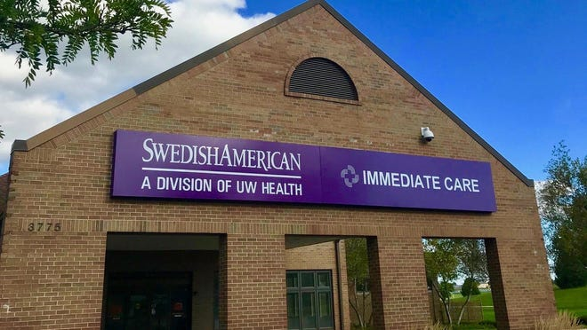 SwedishAmerican is moving its Immediate Care to 3775 N. Mulford Road, Rockford.