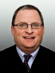 Ozaukee County Judge Paul Malloy