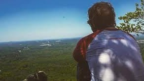 Rocker Ed Sheeran took plenty of selfies when he made a visit to Crowders Mountain State Park a couple of years ago. Here's one he put on Instagram. On Saturday, Sept. 26, the state park is looking for 20 volunteers to help maintain the outdoor attraction.