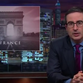 John Oliver has some STRONG words about this weekend's tragedy.