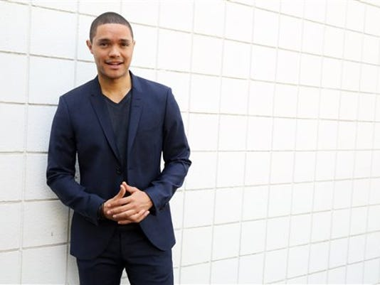 "Trevor Noah will make his debut as the host of ""The Daily Show"" tonight."