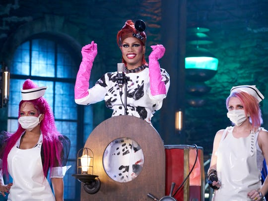 Christina Milian, Laverne Cox and Annaleigh Ashford bring the cult classic's characters back to life.
