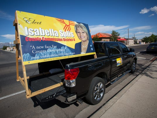 Candidates Question County S Threat To Tow Campaign Cars