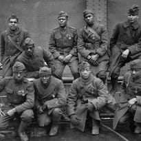 Blacks fought in U.S. wars long before official integration, historians say