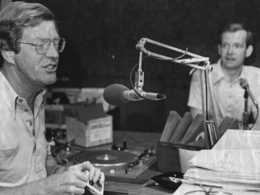 Exchange Radio Broadcaster