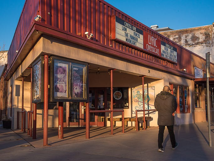 The Lyric Cinema Cafe presented its last Oscar Night