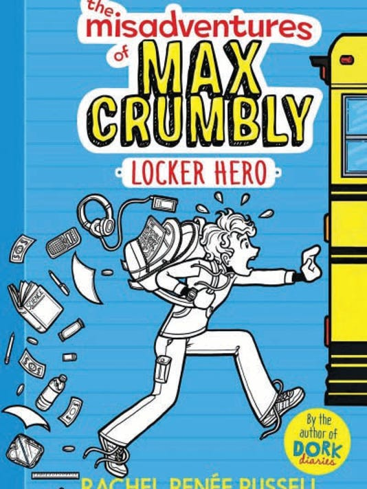 The Misadventures of Max Crumbly Locker Hero