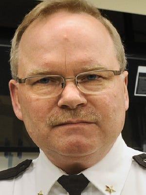 Stearns County Sheriff John Sanner