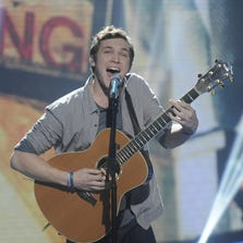 American Idol season 11 winner Phillip Phillips.